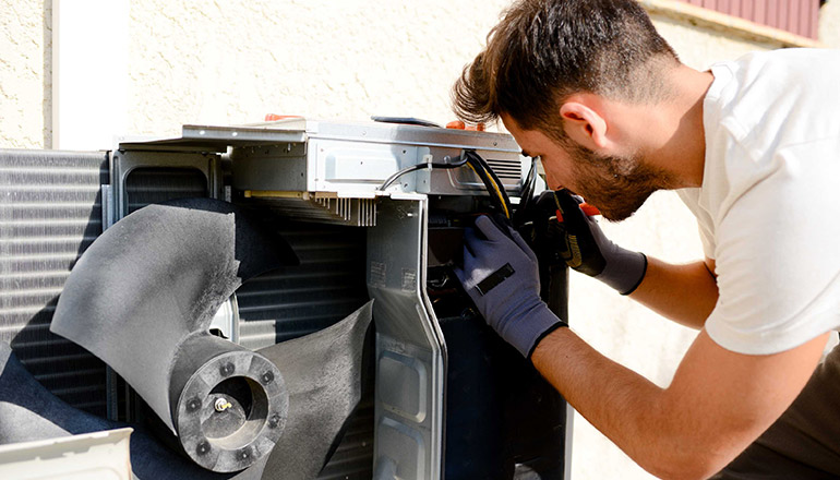 Air Cooler Repair
